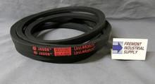 """3V1400 v belt 3/8"""" wide x 140"""" outside length v belt Superior quality to no name products"""