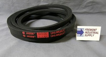 "3V1250 3/8"" wide x 125"" outside length v-belt Superior quality to no name products"