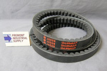 "BX112 V-Belt 5/8"" wide x 115"" outside length COGGED FREE SHIPPING"
