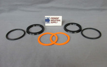 "PK102HLL05 Parker cylinder piston seal kit for 1"" diameter bore Hercules Sealing Products"
