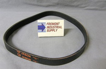 135J6 Multi rib drive belt  Jason Industrial - Belts and belting products