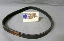 """Central Machinery 6-1/8"""" jointer planer model 34434 drive belt FREE SHIPPING"""
