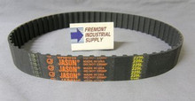 "124L150 timing belt 12.4"" x 1-1/2"" wide FREE SHIPPING"