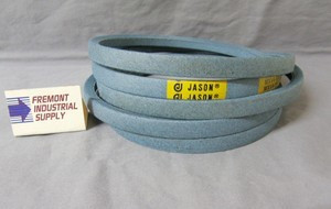 "A143K 4L1450K Kevlar V-Belt 1/2"" wide x 145"" outside length  Jason Industrial - Belts and belting products"
