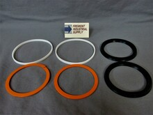 """SKE2-512-04 Hydro-Line E2 cylinder piston nitrile seal kit for 2"""" diameter bore Hercules Sealing Products"""