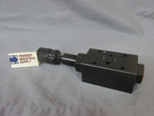 (Qty of 1) D05 Modular hydraulic relief valve 100-1000 adjustment range FREE SHIPPING