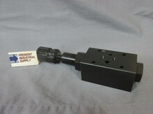 (Qty of 1) D05 Modular hydraulic counterbalance valve 100-1000 PSI adjustment range  Power Valve USA