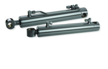"7235738 Bobcat Hydraulic Cylinder 3"" bore with 1-1/2"" diameter rod Hercules Sealing Products"