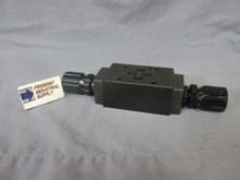 (Qty of 1) Continental F03MSV-NDC-AC-D or F03MSV-NDC-GC-D interchange hydraulic  flow control valve FREE SHIPPING
