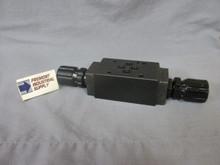 (Qty of 1)  Northman MT-02W-K interchange hydraulic  flow control valve FREE SHIPPING