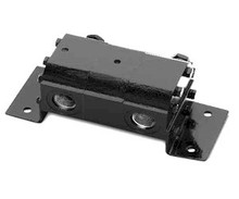 (Qty of 1) AFD1-4-R-1.60-S rotary gear type hydraulic flow divider  4 section/1.70 GPM per section Anfield Industries, Inc