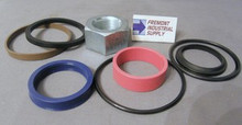 1543253C1 JI Case hydraulic cylinder seal kit 480DLL Loader Tilt Cylinder  Hercules Sealing Products