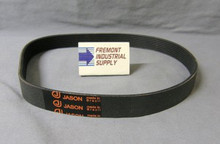 220J15 Multi rib drive belt Jason Industrial - Belts and belting products