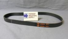 220J6 Multi rib drive belt  Jason Industrial - Belts and belting products