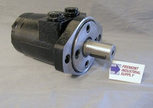Hydraulic motor LSHT 3.15 cubic inch displacement Interchanges with Prince ADM50-2RP  Dynamic Fluid Components