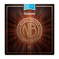 D'addarrio NB1253 Nickel Bronze Light