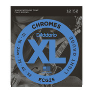 D'Addario ECG25 Chromes .012-.052 Light