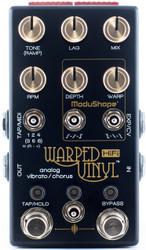 Chase Bliss Audio Warped Vinyl HiFi Analog Vibrato/Chorus