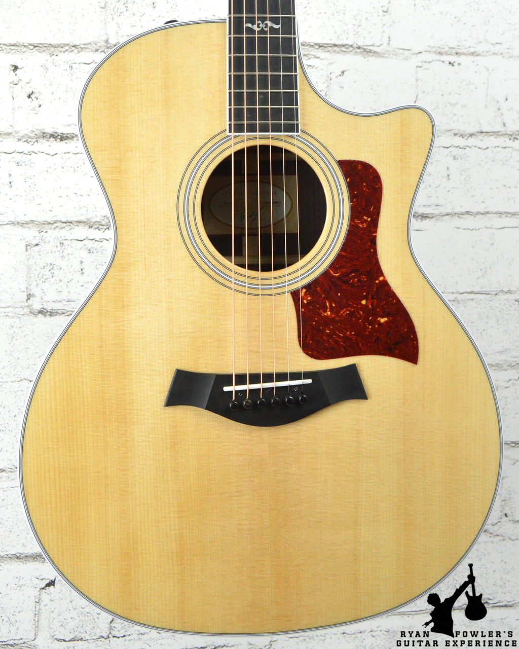 db7ecd5b835 Taylor 414ce-R Rosewood Back and Sides - Ryan Fowler's Guitar Experience