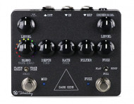 Keeley Dark Side Fuzz / Mod / Delay Pedal