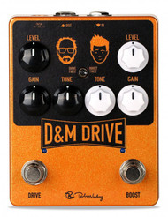 Keeley D&M Drive and Boost