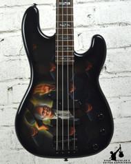 ESP LTD FB-ATL Frank Bello Among the Living Bass
