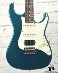 Suhr 01-STD-008 Standard Alder Ocean Turquoise Metallic HSS
