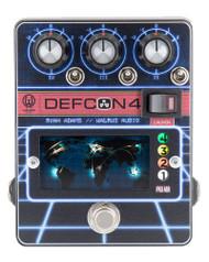 Walrus Audio Defcon4 Preamp/EQ/Boost - Ryan Adams Artist Signature Pedal