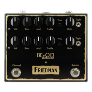 Friedman BE-OD Deluxe Dual Push Button Overdrive
