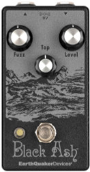 Earthquaker Devices Limited Black Ash Endangered Fuzz