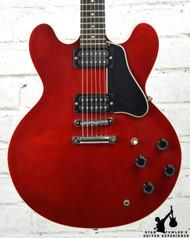 1989 Gibson ES-335 Studio Cherry w/ OHSC