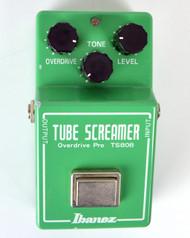 Ibanez TS808 Tube Screamer Overdrive Pro Pedal