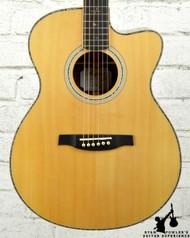 PRS SE A60E Acoustic Electric Guitar w/ Case