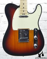 2017 Fender American Elite Telecaster Sunburst w/ OHSC