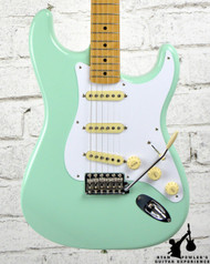 2017 Fender Classic Series 50s Surf Green