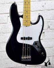 2004 Fender American Standard Jazz Bass Black w/ Bag