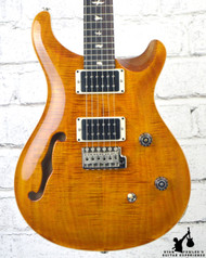 PRS CE24 Semi Hollow Amber w/ Bag