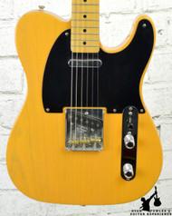 Fender American Vintage AVRI 52 Telecaster Butterscotch w/ HSC