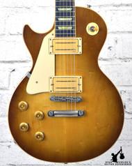 2005 Gibson Les Paul Classic Left Handed Honey Burst w/ OHSC