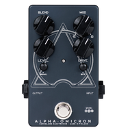 Darkglass Alpha Omicron Bass Preamp / OD