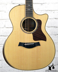 Taylor 814CE Deluxe w/ V-Class Bracing & Case