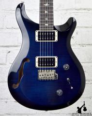 PRS S2 Custom 22 Semi-HollowCustom Color Whale Blue Smokeburst w/ Bag