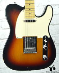 2004 Fender American Standard Telecaster Sunburst w/ OHSC
