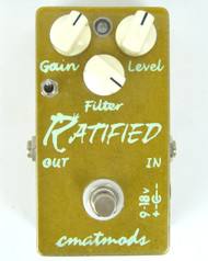 CMAT Mods The Ratified Pedal