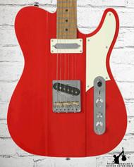 Reverend Greg Koch Gristlemaster Wow Red