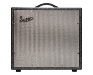 "Supro Black Magick 75-watt 1x12"" Extension Cabinet"