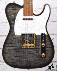 Suhr 01-CTD-0002 Limited Edition Classic T Deluxe Trans Charcoal Burst