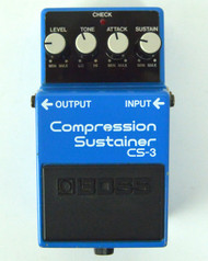 Boss MIJ CS-3 Compression Sustainer