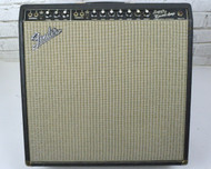 Vintage 1967 Fender Super Reverb 4x10 Combo w/ Cover