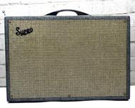 Vintage 1966 Supro 6498VR Vibra-Verb 2x12 Combo
